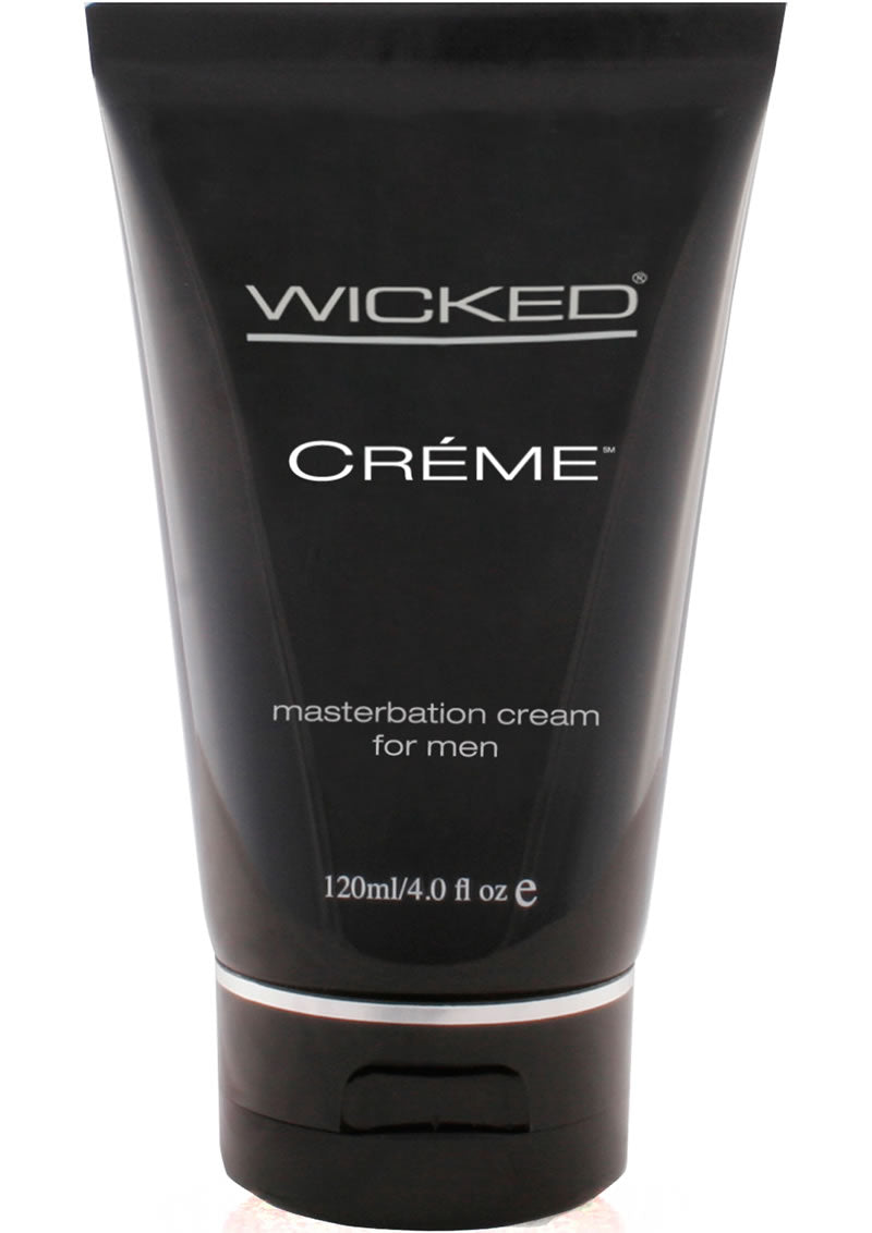 Wicked Creme Masturbation Cream For Men 4 Oz