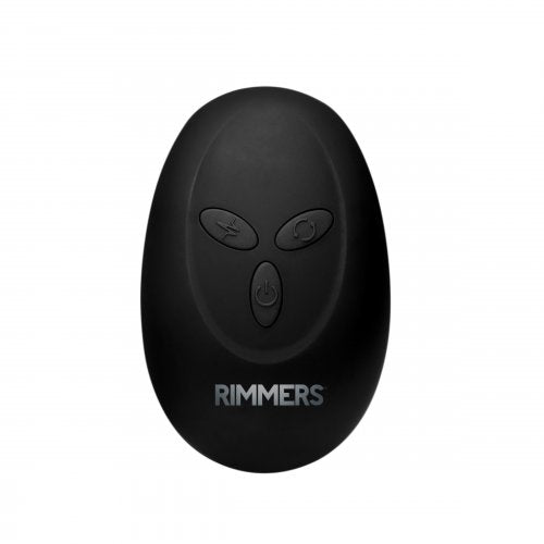Rimmers Slim R Smooth Rimming Plug with Remote Control