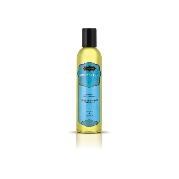 Kama Sutra Aromatic Massage Oil Serenity 2 Oz