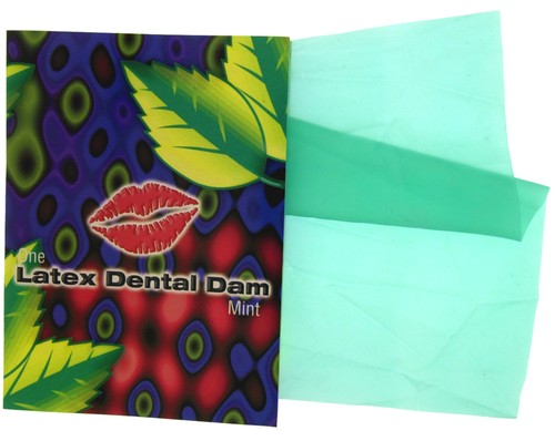 Dental Dam Mint Condom