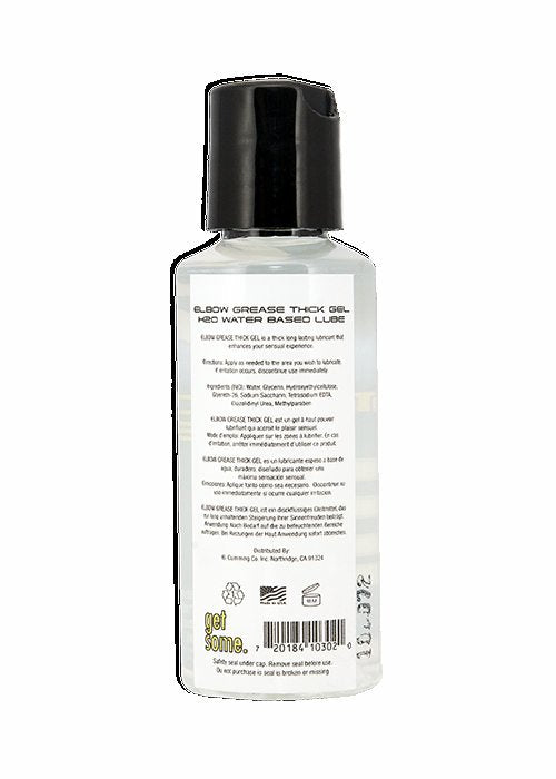 ELBOW GREASE THICK GEL REGULAR 2.4 OZ