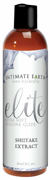 INTIMATE EARTH ELITE SILICONE SHITAKE GLIDE 2OZ