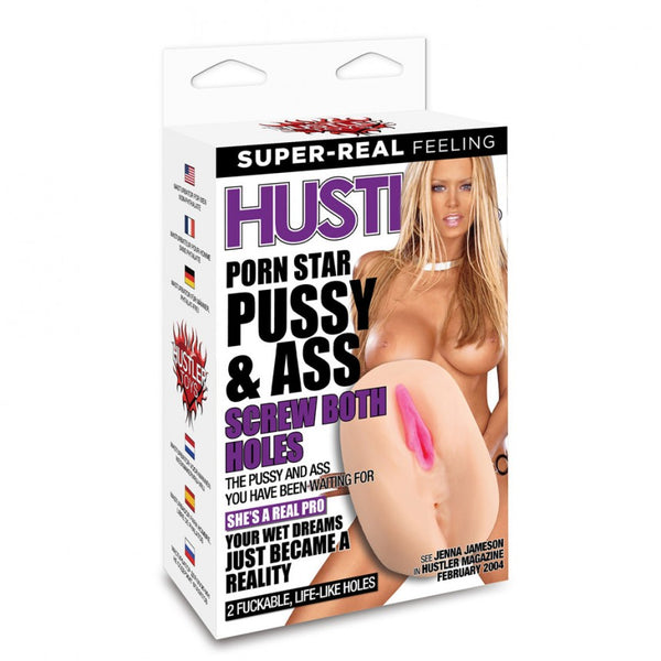 Hustler Toys Jenna Jameson Pussy and Ass
