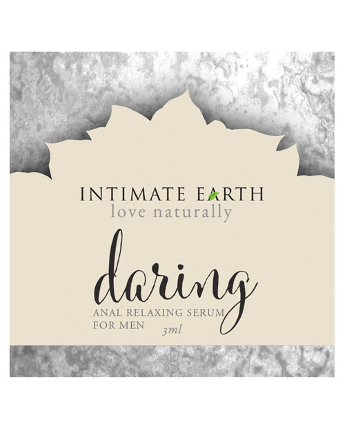 Intimate Earth Darling Anal Serum For Men Foil Sachet 3 ml