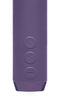 Je Joue The Classic Bullet 35-function Rechargeable Silicone Vibrator with Finger Sleeve