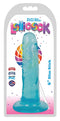 "Lollicock 6"" Slim Stick Berry Ice Blue Dildo"