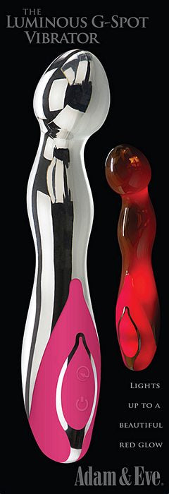 Adam & Eve Luminous G-Spot Vibrator