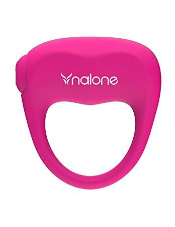 Nalone Ping Silicone Vibrating Cock Ring Pink