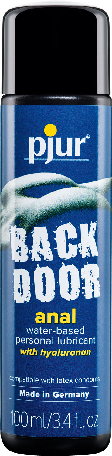 Pjur Backdoor Anal Water Based Lubricant 100ml