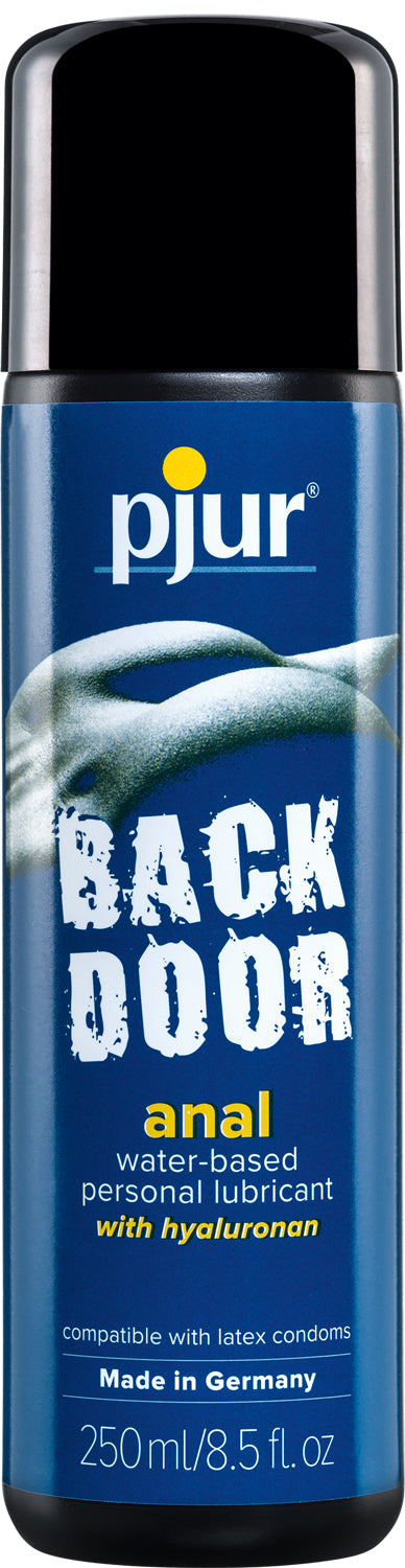 Pjur Backdoor Anal Water-Based Lubricant 250 ml/85 fl.oz.