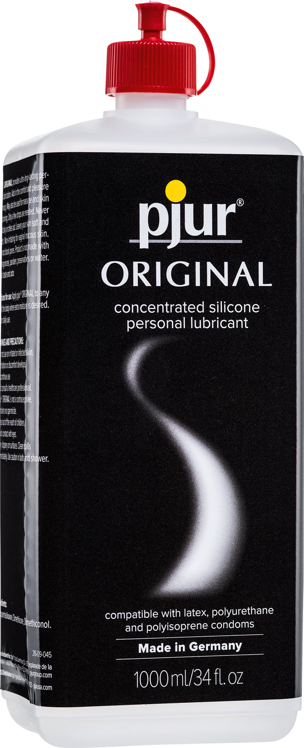 Pjur Original Concentrated Silicone Personal Lubricant 1000 ml / 34 oz