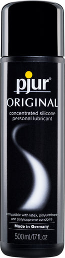 Pjur Original Concentrated Silicone Personal Lubricant 500ml