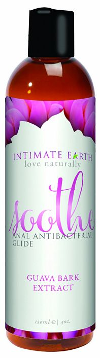 INTIMATE EARTH SOOTHE GLIDE 4OZ