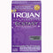 Trojan Brand Her Pleasure Ecstasy Ultrasmooth Lubricated Condoms 10 Pack