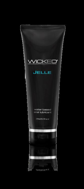 Wicked Anal Jelle 8 Oz