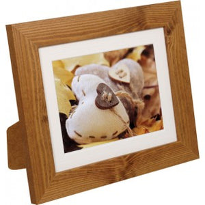 Your Photo Framed - Antique Oak