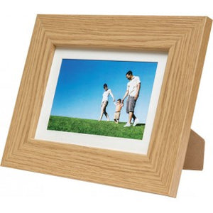 Your Photo Framed - Richmond Oak