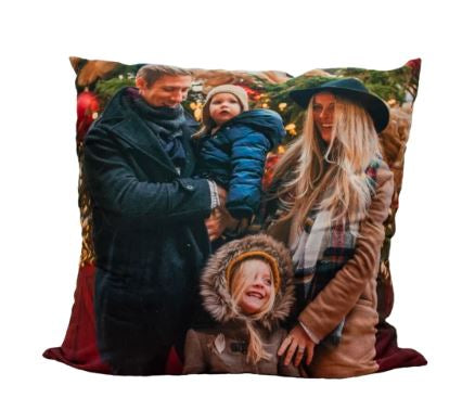Double Sided Photo Cushion