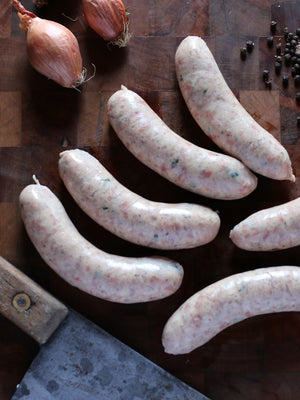 Pork, Sage and Apple Sausages