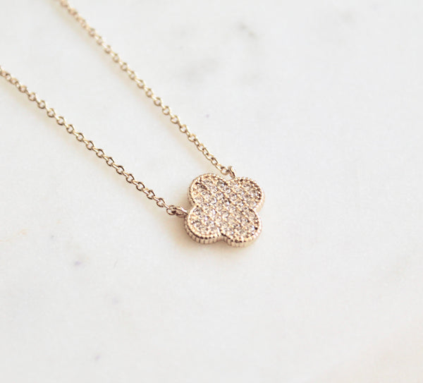 Clara necklace - Lily Lough Jewelry
