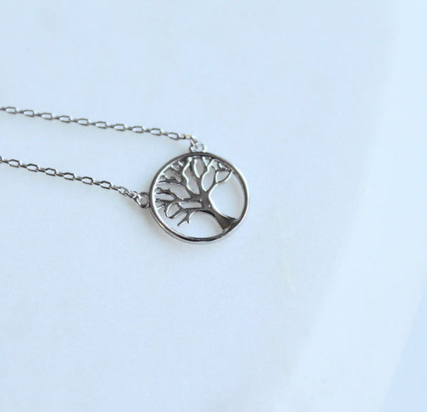 Tree of life necklace - Lily Lough Jewelry