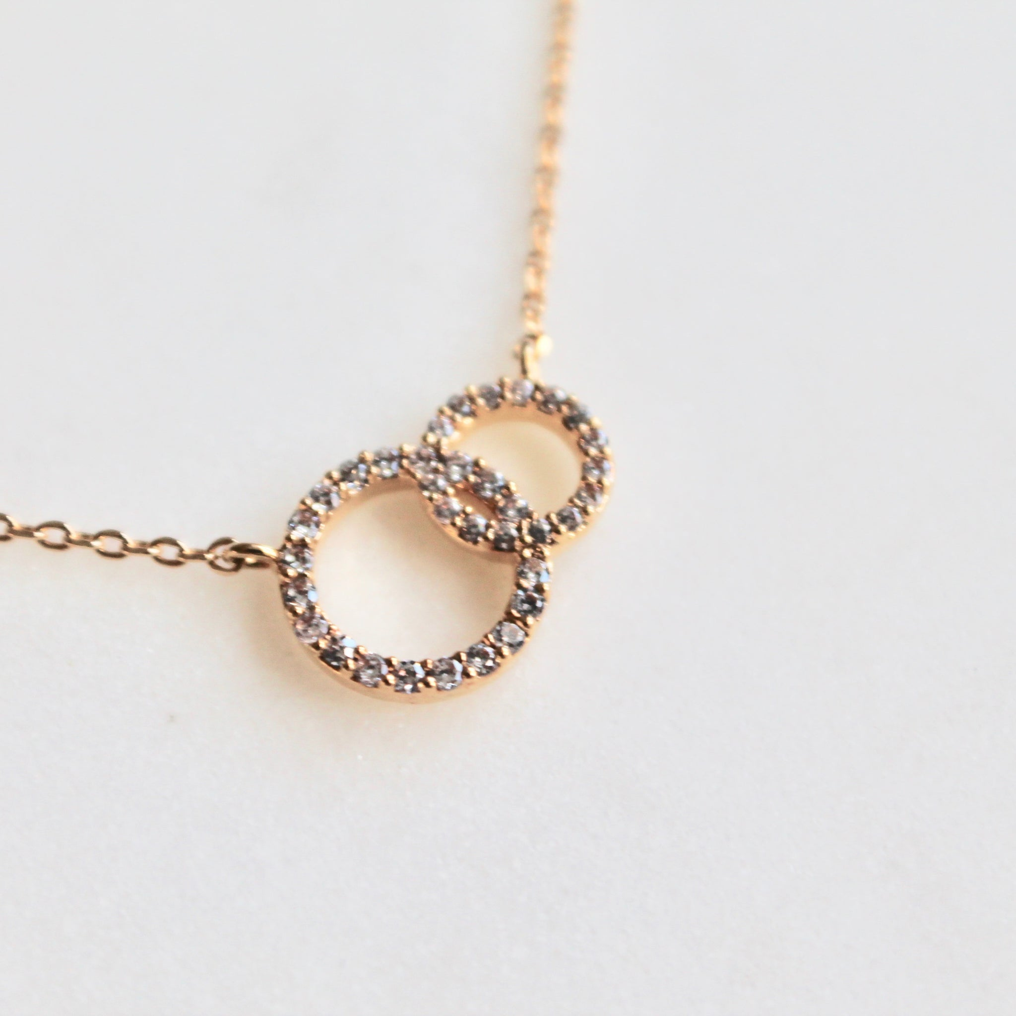 Mother daughter necklace - Lily Lough Jewelry