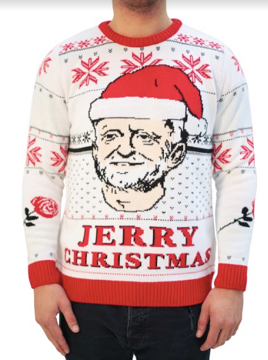 Corbs: Jeremy Corbyn Holiday Sweater