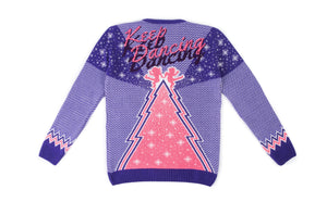Keep Dancing Christmas Jumper