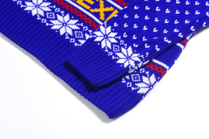 brexit christmas sweater - leave- hem