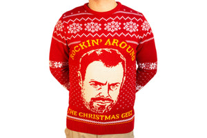 Christmas Geez: Danny Dyer Holiday Sweater
