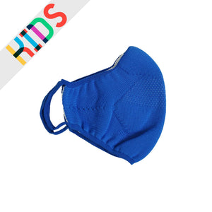 Face Mask: Blue (kids)