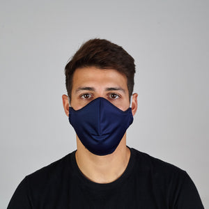 Face Cover: Navy