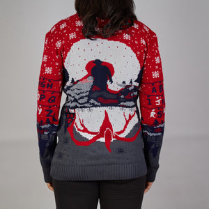 Christmas Things: A Stranger Knitted Christmas Jumper