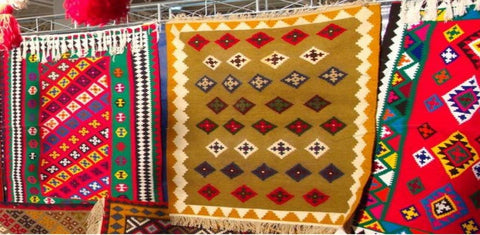What should we pay attention to when we want to buy kilim online or in person?