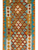 Handmade Colorful Kilim Runner 2' 1