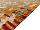 "Handmade Colorful Kilim Runner 2' 3"" x 6' 2"" - Shabahang Royal Carpet"