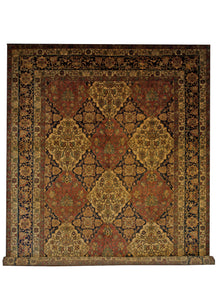 "Old World Kerman 9' x 11' 9"" Handmade Area Rug - Shabahang Royal Carpet"