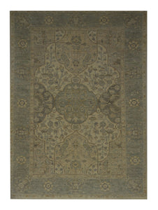 "Peshawar 3' 11"" x 5' 9"" Handmade Area Rug - Shabahang Royal Carpet"