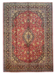 "Antique Persian Kashan 10' 4"" x 14' 4"" - Shabahang Royal Carpet"