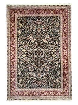 "Tabriz 9' 10"" x 14' 2"" Handmade Area Rug - Shabahang Royal Carpet"