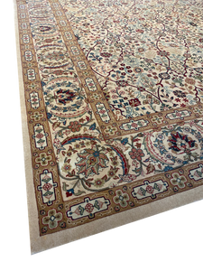 Kerman 9' x 12' Handmade Area Rug - Shabahang Royal Carpet