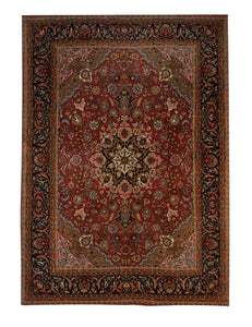 "Persian Tabriz 5' x 6' 10"" - Shabahang Royal Carpet"
