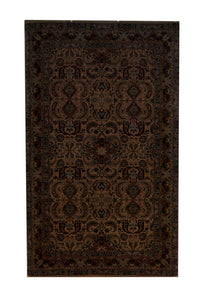 Traditional 3' x 5' Wool Handmade Area Rug - Shabahang Royal Carpet