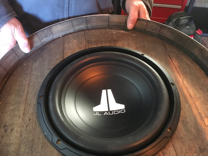 Why we use JL Audio subwoofers