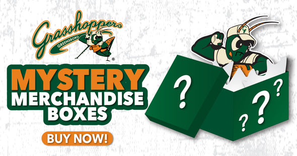 The $50 Grasshoppers Jersey Mystery Box