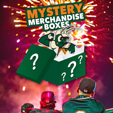 The $25 Greensboro Grasshoppers Mystery Box