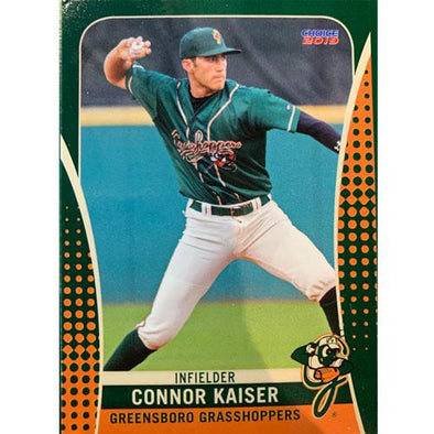 Greensboro Grasshoppers 2019 Team Sets