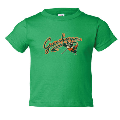 Bimm Ridder Corporate Tee Toddler - Irish Green