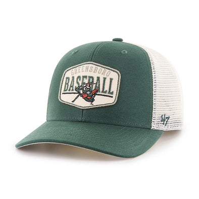 47 Brand MVP Patch Cap
