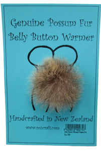 Possum Belly-button Warmer